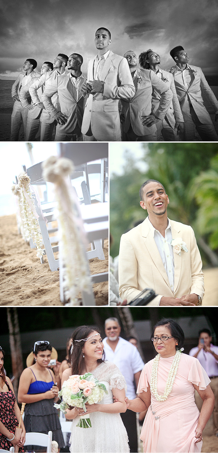 Wedding Photography in Hawaii by Frank Amodo
