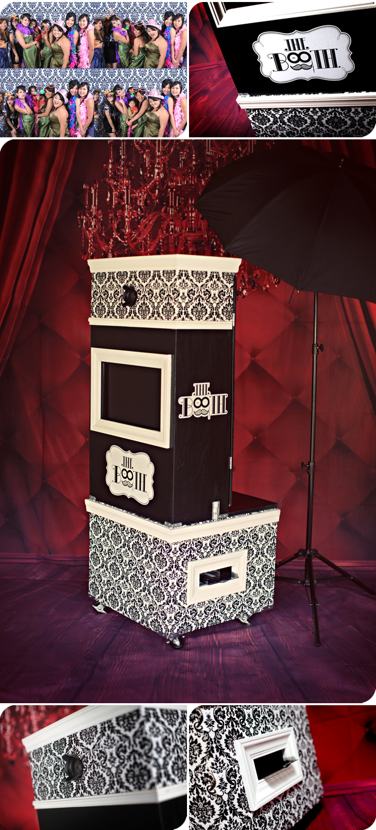 The Booth – Hawaii Photo Booth