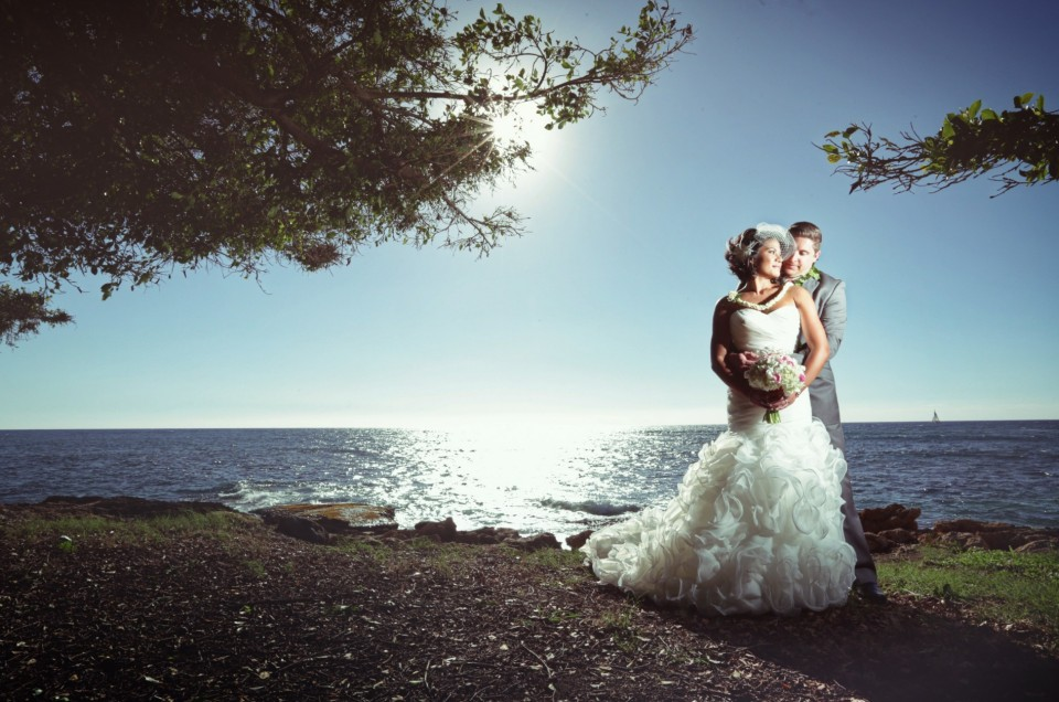 Allisen+Ryan: Ocean Crystal Chapel – Koolina, Oahu – Hawaii